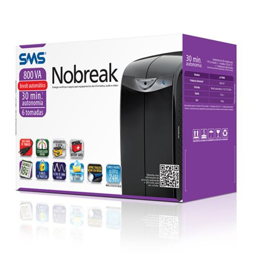 Nobreak_SMS_Station_II_800VA_UST800BI_1