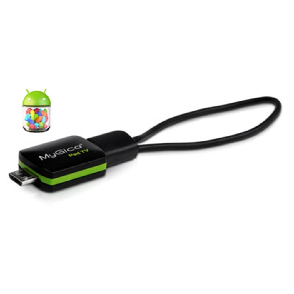 Sintonizador de TV Digital Pad TV MyGica para Tablets e Smartphones Android 4.1 1273