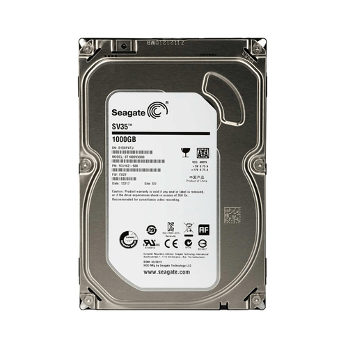 Hd Interno Para Pc 1tb Sv35 Sata 5400rpm 64mb Cache Sata Gb S St1000vx005 1639