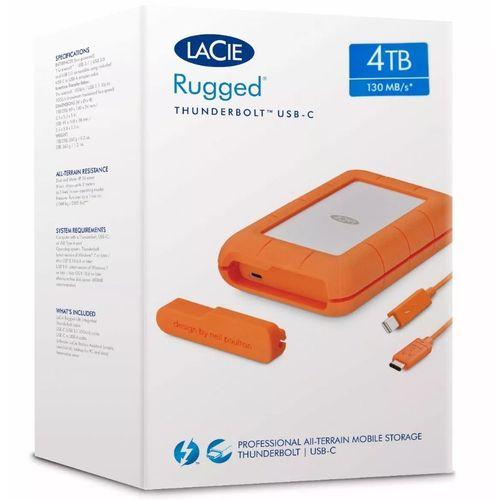 HD-Externo-4TB-LaCie-Rugged-Thunderbolt-e-USB-C-STFS4000800
