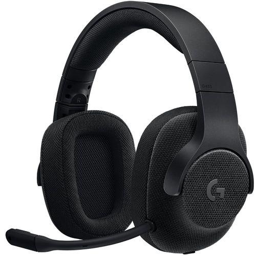 Fone-Logitech-Headset-Gamer-com-microfone-G433-7.1-Surround-Preto-2