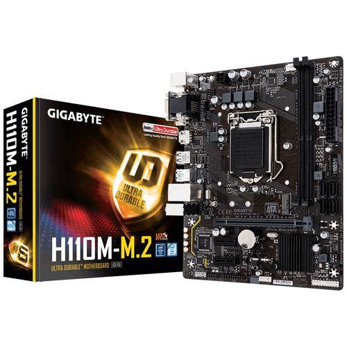 Placa-Mae-Gigabyte-H110M-M.2-LGA-1151-Intel-mATX-DDR4--GA-H110M-M.2-1