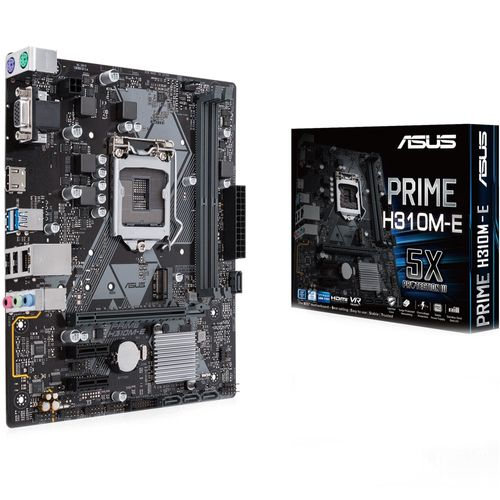 Placa-Mae-Asus-Prime-H310M-E-Intel-LGA-1151-DDR4-mATX-1