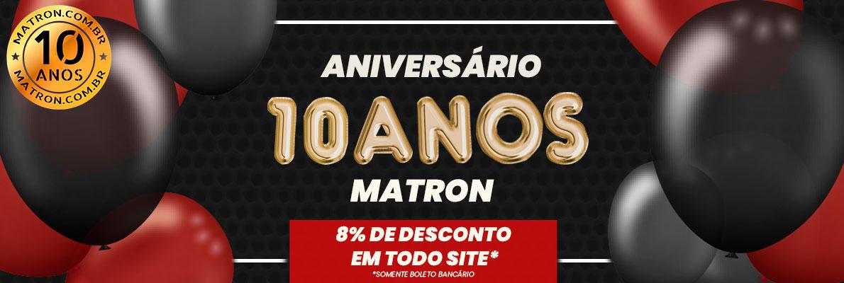 ANIVERSÁRIO MATRON