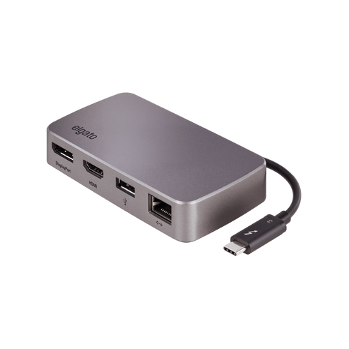 Mini-Dock-Hub-Elgato-Thunderbolt-3-HDMI-Display-port-Lan-USB--10DAB9901-1
