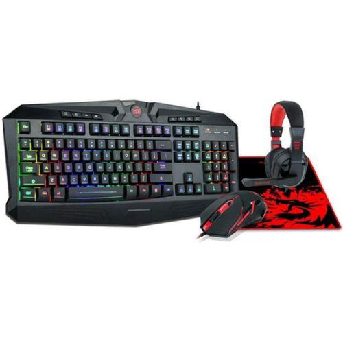 Kit-Gamer-Combo-Redragon-Teclado-Harpe-Mouse-Centrophorus-Mousepad-e-Fone-Garuda--S101-BA-1