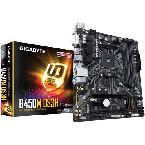 Placa-Mae-B450M-DS3H-Gigabyte-AMD-AM4-mATX-DDR4-usb3.1