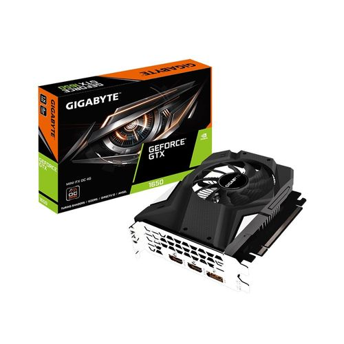 Placa-de-Video-Gigabyte-GTX-1650-OC-4G-NVIDIA-GeForce-GDDR5