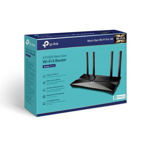 Roteador-Tp-link-AX10-Archer-Wi-Fi6-AX1500