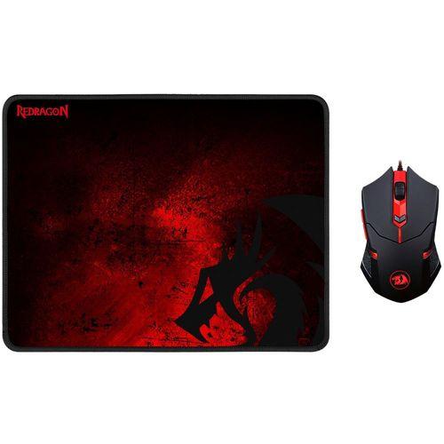 Kit-Gamer-Redragon-Mouse-Centrophorus-LED-Vermelho1